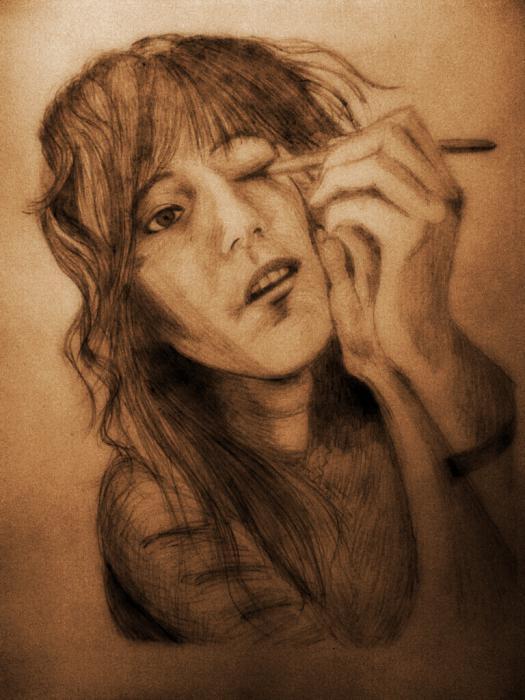 Patti Smith by matane